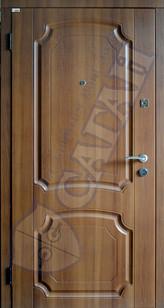 Модель 108 вхідні двері Саган Стандарт, Миколаїв