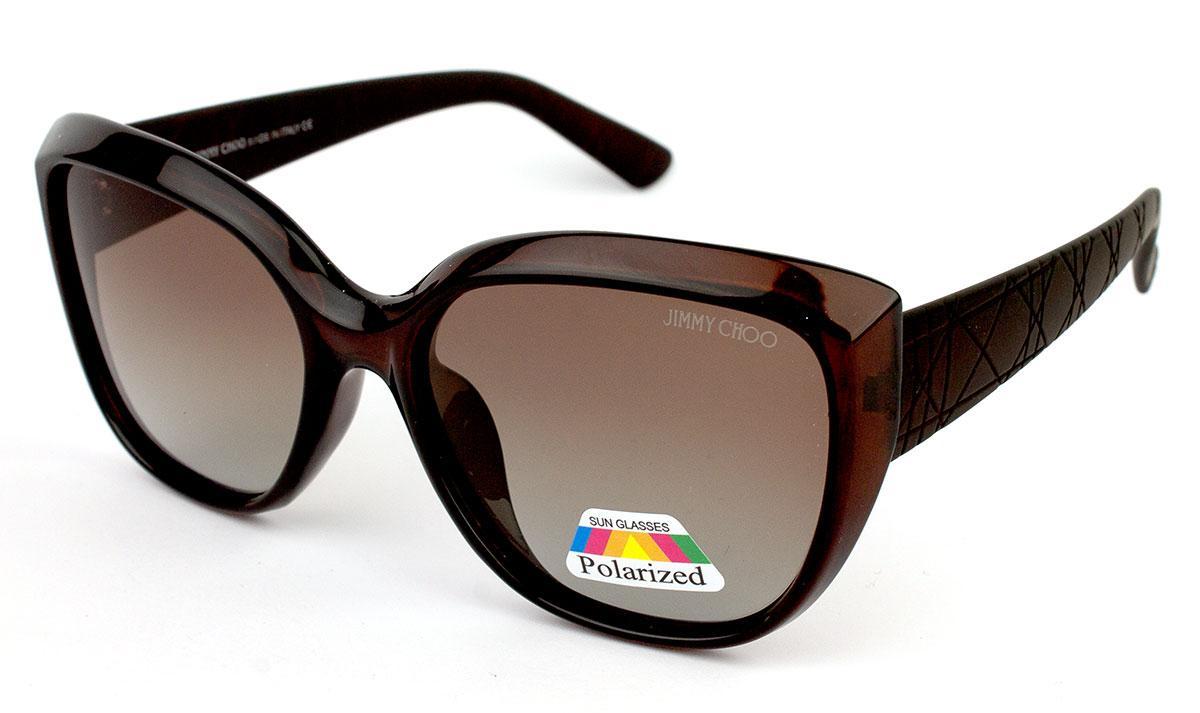 Солнцезащитные очки Jimmy Choo 1017P-C2 (Реплика)