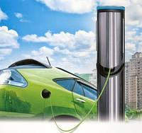 Работы по проектированию пунктов быстрой зарядки электромобилей