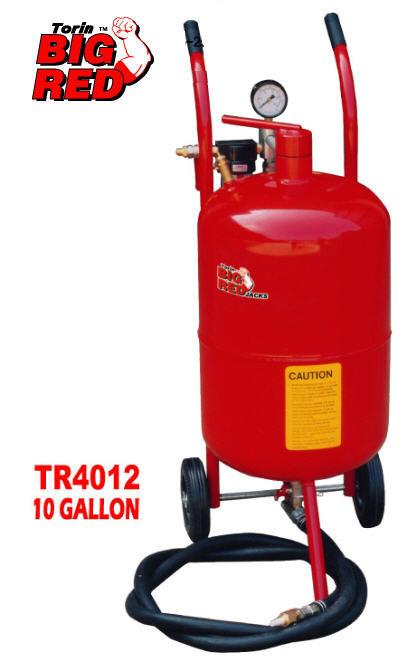 Пескоструйный аппарат TRG4012 TORIN