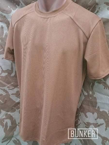 Быстросохнущая футболка Coolpass в расцветке койот