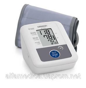 Тонометр автоматический  OMRON M2 Plus с универсальной (для среднего и большого объема руки) манжетой 22-42 см - Альфамедика Alfamedica интернет-магазин медтехники в Днепре