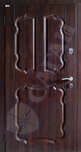 Модель 111 входные двери Саган Стандарт, Николаев, фото 2