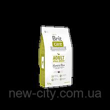 Brit Care Adult Small Breed Lamb & Rice 7.5 kg (для собак весом до 10 кг)