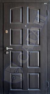 Модель 112 входные двери Саган Стандарт, Николаев