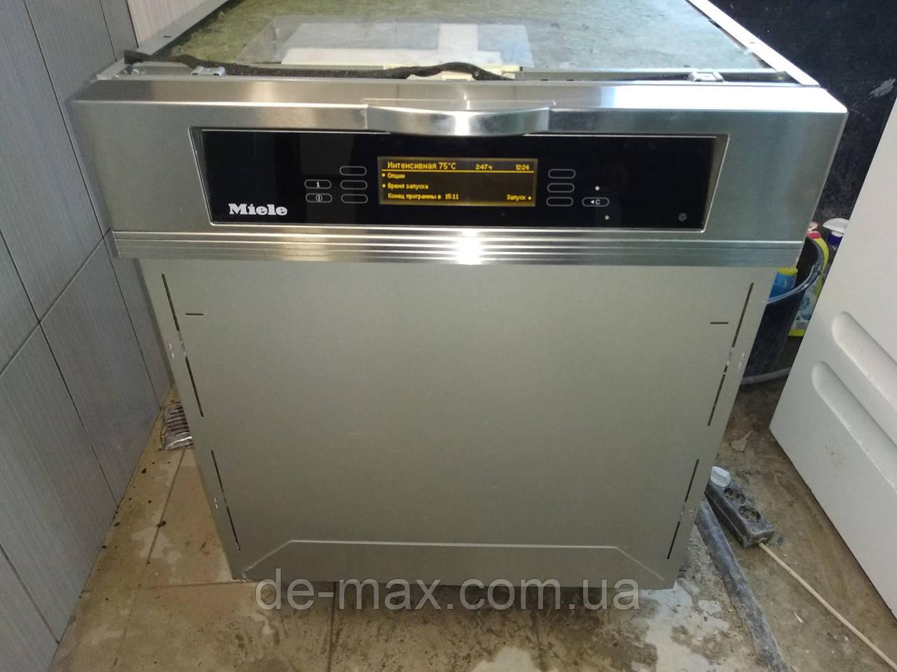 Посудомоечная машина Miele G 1832 SCi 3 лотка 12 комплектов рус язык