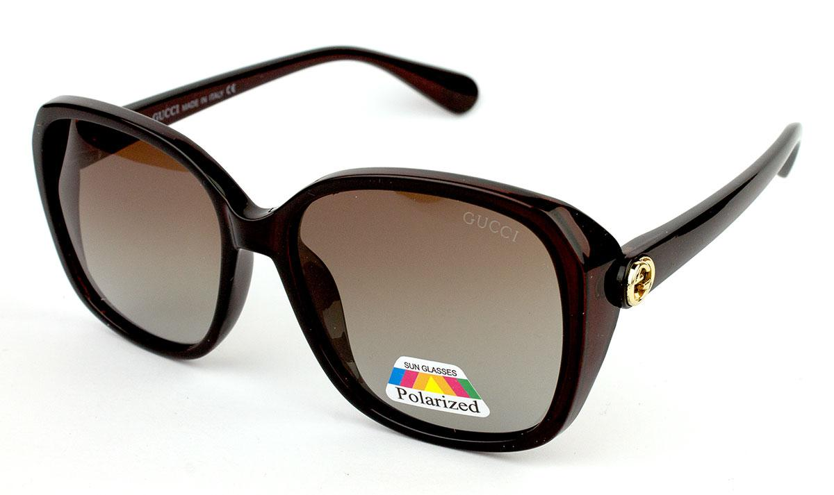 Солнцезащитные очки Gucci GG0374P-C2 (Реплика)
