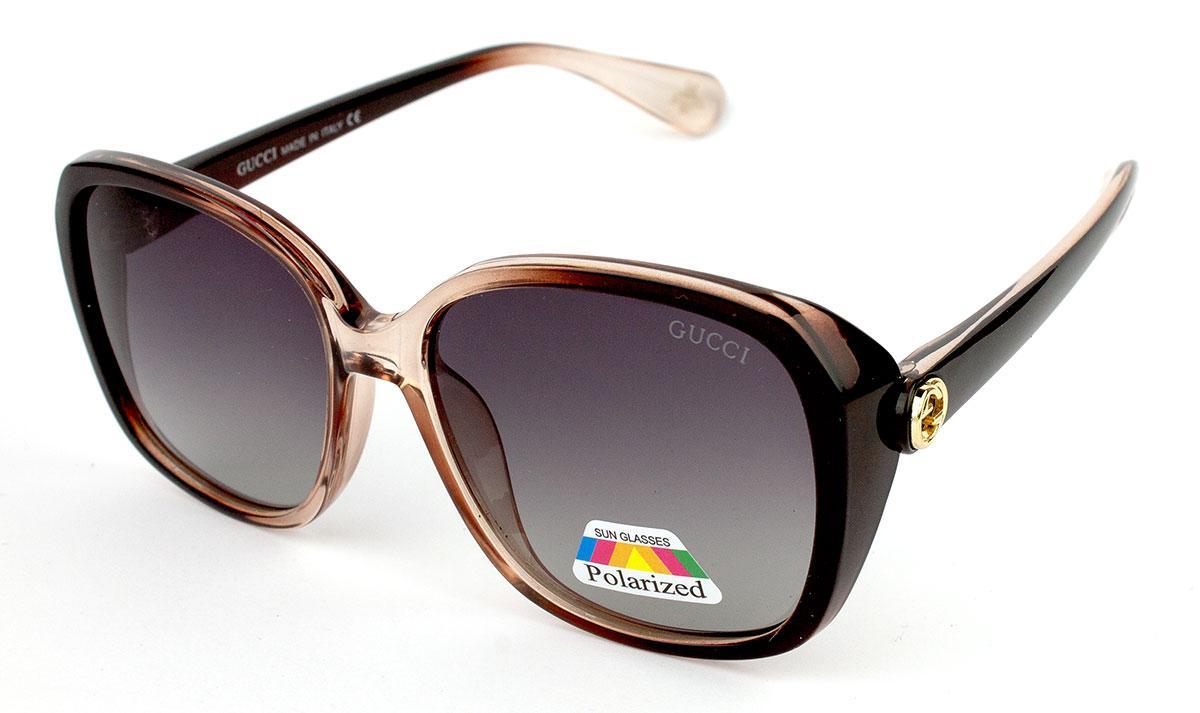 Солнцезащитные очки Gucci GG0374P-C3 (Реплика)