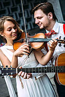 Скрипка на праздник, фото 1
