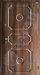 Модель 114 входные двери Саган Стандарт, Николаев