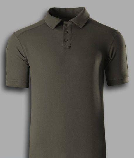 Быстросохнущая футболка поло Coolpass олива