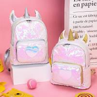 Стильный рюкзак с милыми рожками