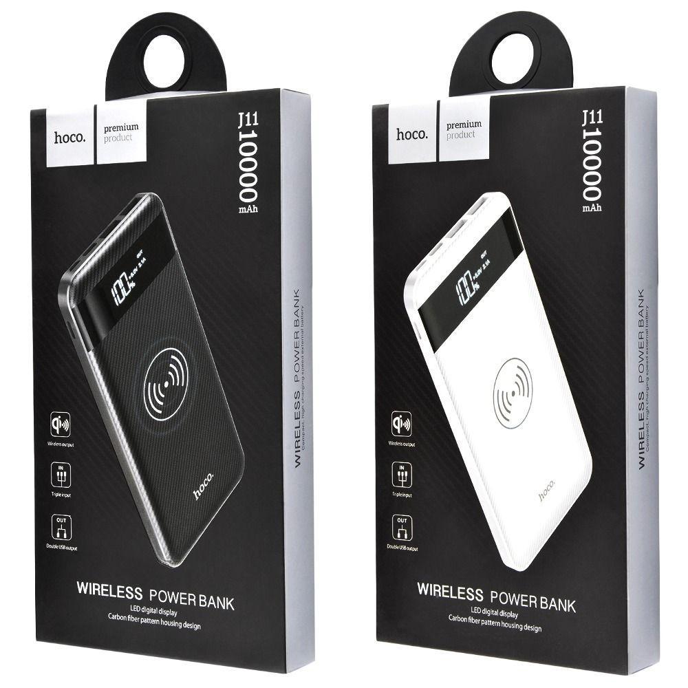 Внешний аккумулятор Hoco J11 Astute 10000 mah