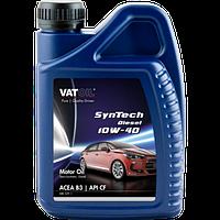 Масло моторное VATOIL SynTech 10W40 Diesel (ACEA A3/B3/B4, API SL/CF, MB 229.1), 1 л, VATOIL, 50231