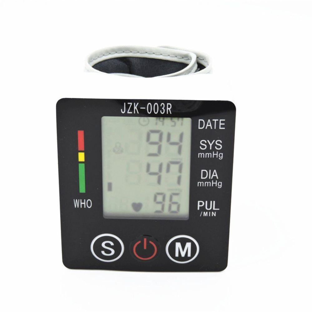 Електронний вимірювач тиску electronic blood pressure monitor Arm style   тонометр на зап'ястя