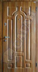 Модель 116 входные двери Саган Стандарт, Николаев