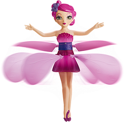 Лялька літаюча фея Flying Fairy | Летить за рукою, чари в дитячих руках