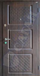 Модель 117 входные двери Саган Стандарт, Николаев