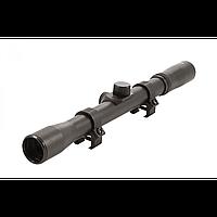 Прицел оптический 4x20 Tasco длинный с креплением