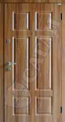 Модель 118 входные двери Саган Стандарт, Николаев