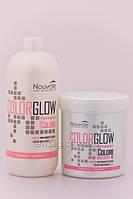 Schwarzkopf Professional Nouvelle ColorGlow Уход для окрашенных волос, Набор mini