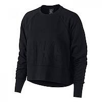 Толстовка Nike Versa Training Top Black - Оригинал a283d0030b861