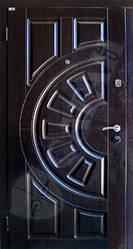 Модель 119 входные двери Саган Стандарт, Николаев