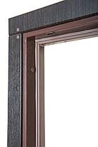 Модель 120 входные двери Саган Стандарт, Николаев, фото 3