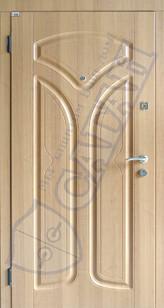 Модель 123 вхідні двері Саган Стандарт, Миколаїв