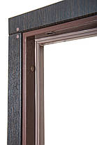 Модель 123 входные двери Саган Стандарт, Николаев, фото 3
