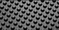 Шиповидная геомембрана Изолит Profi 0.5 (1х20м) для дренажа