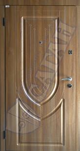 Модель 126 вхідні двері Саган Стандарт, Миколаїв