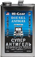 Суперантигель для дизтоплива Hi-Gear (на 1900 л), 3,78 л, HI-GEAR, HG3429