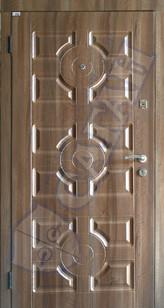 Модель 127 входные двери Саган Стандарт, Николаев