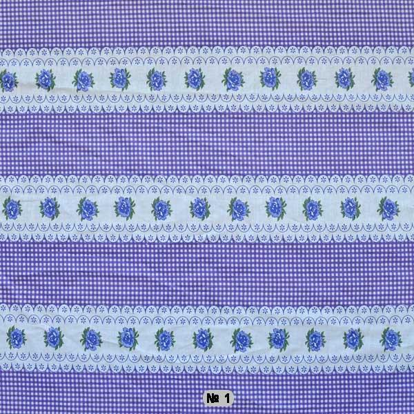 Тканина постільна донецький ситець-вишиванка