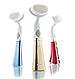 Ультразвуковая щетка для умывания и чистки лица Pobling face cleaner, фото 7