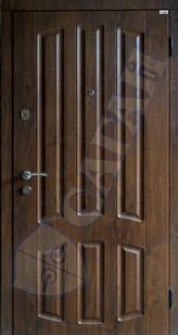 Модель 130 входные двери Саган Стандарт, Николаев