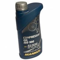 Компрессорное масло Mannol Compressor Oil ISO 100 1L