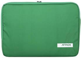 "Сумка для ноутбука ATTACK Supreme 15,6"" (Green) Чехол"