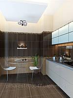 Плитка облицовочная для стен в ванных комнатах и кухнях Карелия
