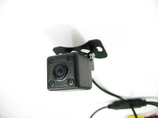 Универсальная автомобильная камера заднего вида для парковки А-101IR | парковочное устройство
