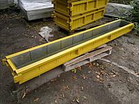 Формы для производства оконных и дверных перемычек 200х300