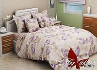 ✅ Двуспальный комплект постельного белья (Ранфорс) Украина