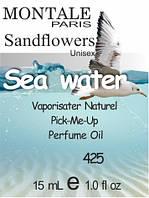 Парфюмерное масло версия аромата (425) Sandflowers Montale - 15 мл композит в роллоне