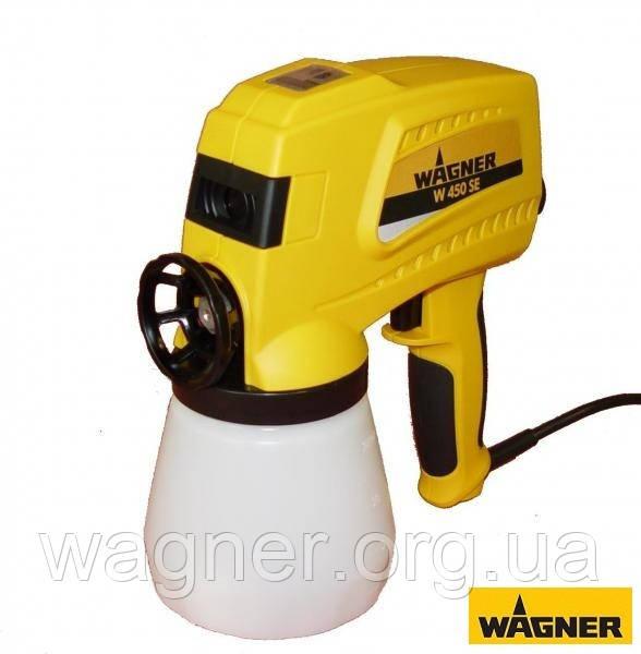 Краскопульт Wagner W450 SE (выставочный)