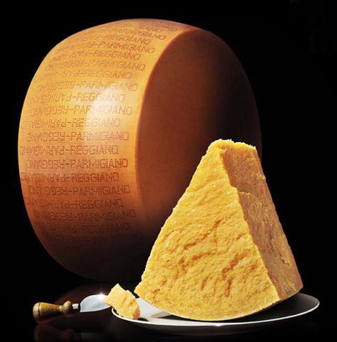 Сыр Пармезан 24 месяца(Parmigiano-Reggiano)