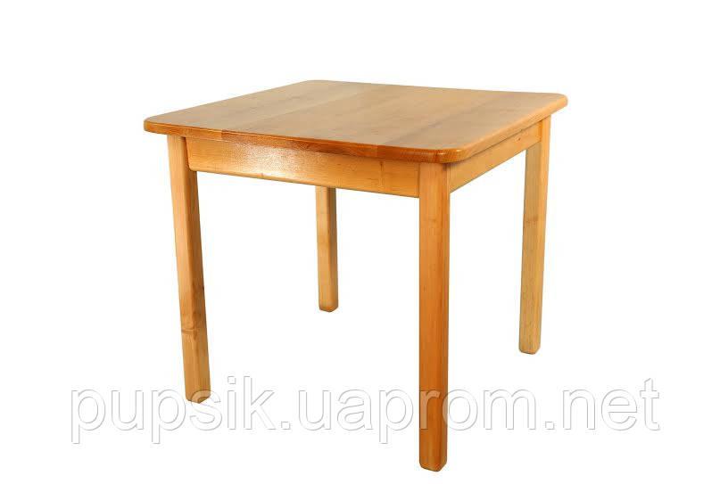 Стол детский деревянный 021, Финекс