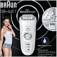 Эпилятор BRAUN Електр епiлятор Silk_epil 7 SES 7/880, фото 1