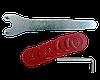 Болгарка средняя Интерскол УШМ-150/1300, фото 4