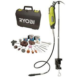 Гравер RYOBI EHT150V (+чемодан с набором)